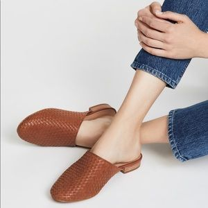 ✨Madewell Cassidy Woven Mule